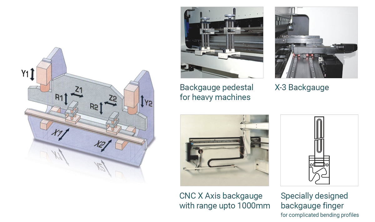 Hindustan Hydraulics - Hydraulic Press Brake Manufacturers India (EHP Series)